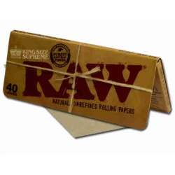 Papel Raw King Size Supreme Slim