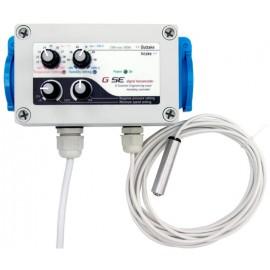 Controlador de Humedad y Temperatura con Configuración de Baja Presión