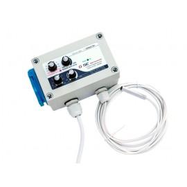 Regulador de Temperatura, Velocidad Máxima y Mínima e Histéresis