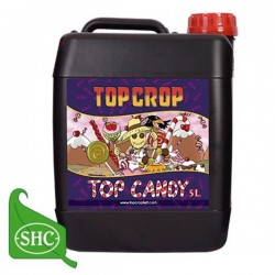 Top Candy Garrafa | Top Crop