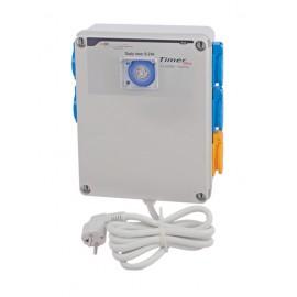 Temporizadores + activador de calefacción GSE.
