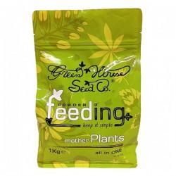 Grow · Powder Feeding