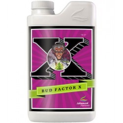 Bud Factor X · Advanced Nutrients
