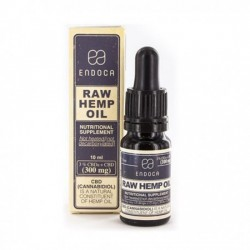Aceite CBD Raw 3% (Endoca)