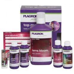 Top grow Box 100% Terra · Plagron