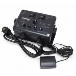 Twin Controller Cli-Mate Humedad + Doble presión (8AMP)