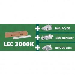 Kit Colossus 630 W LEC 3000K Reflector DE Boss