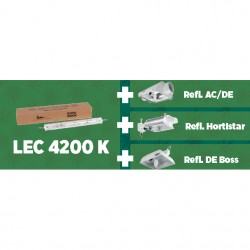 Kit Colossus 630 W LEC 4200 K Reflector ACR 6S