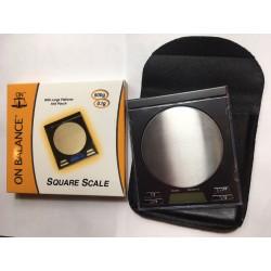 Báscula On Balance Square Scale (500 gr x 0,01)