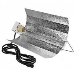 Reflector CFL Stuco con cable