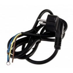 Enchufe Inyectado + 1,5 m de cable Eco